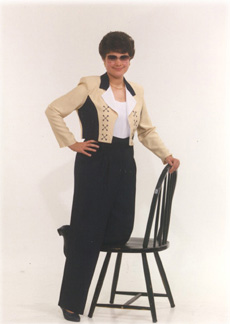 Laurel Jean Standing